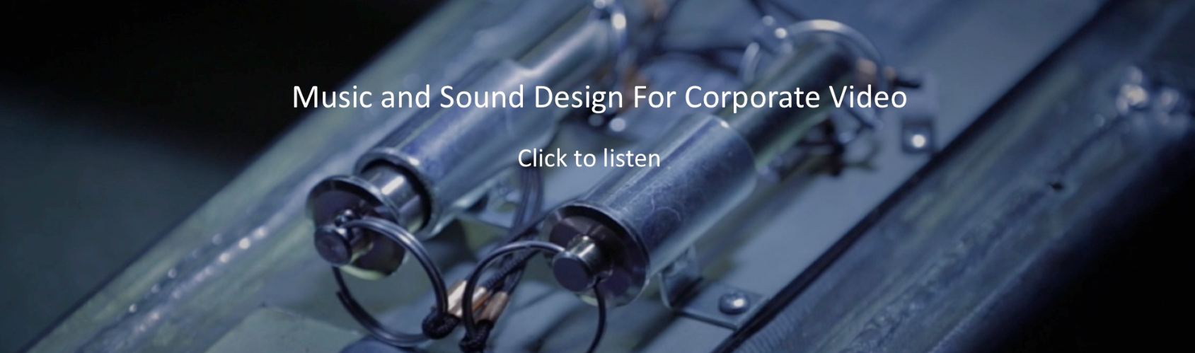 Music and Sound Design For Corporate Video In Manchester, Liverpool, Lancashire and the North West