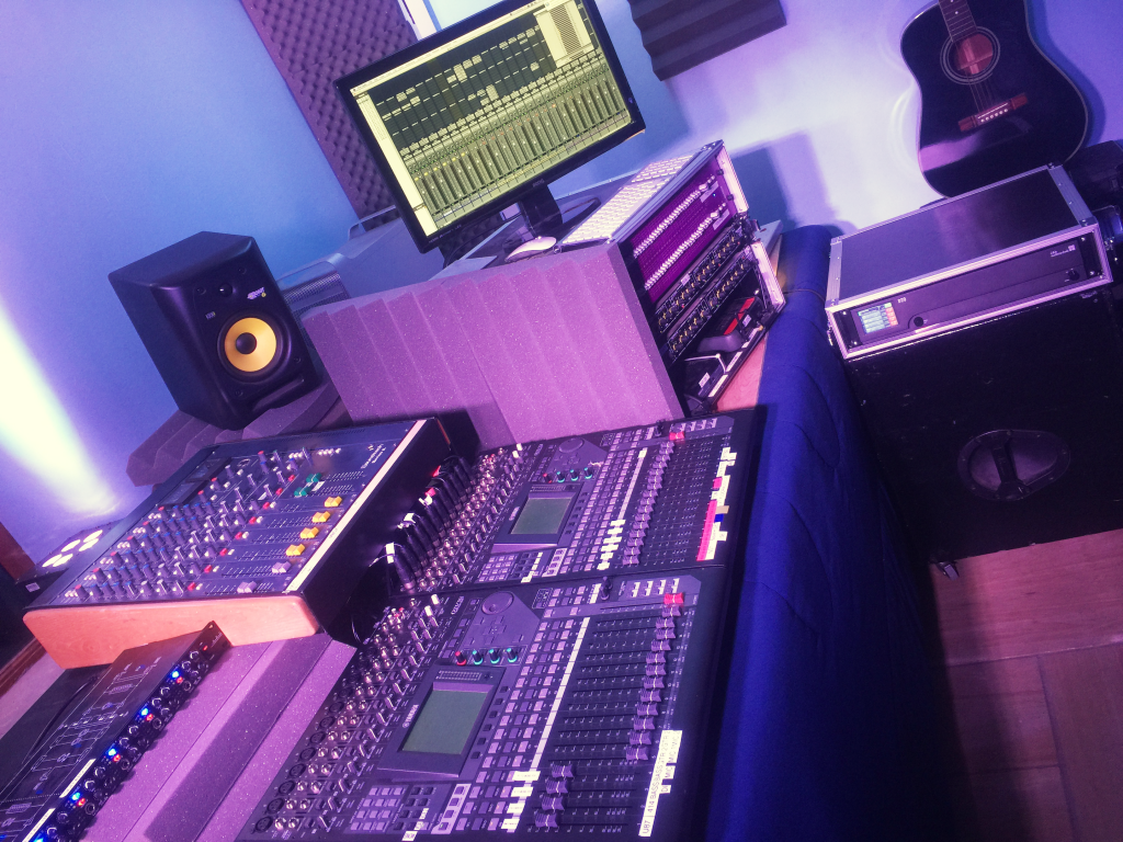 clitheroe recording studio